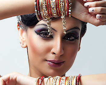 Asian Bridal Makeup UK